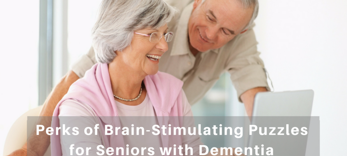 Perks of Brain-Stimulating Puzzles for Seniors with Dementia