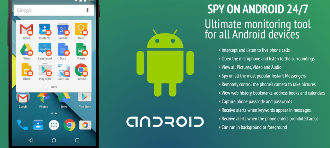apps for android to spy